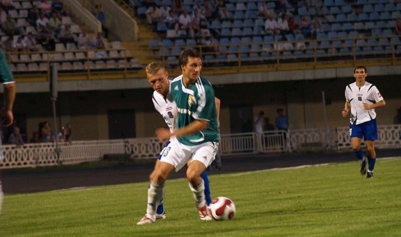 Закарлюка повторил достижение Мелащенко