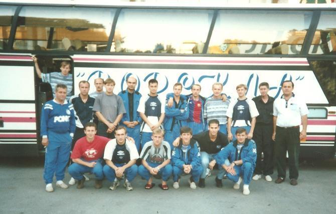 """Як це було. 1996 рік. СК """"Одеса"""" – """"Ворскла"""""""