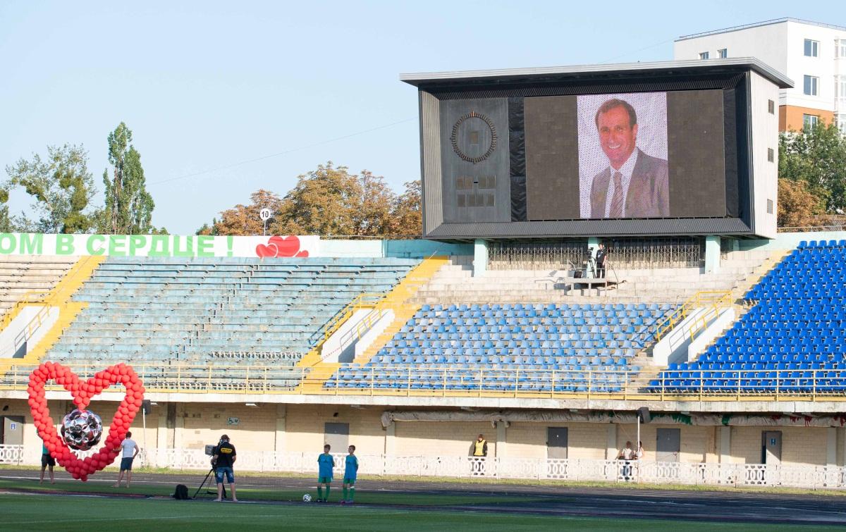 В Полтаве пройдет матч памяти Олега Бабаева