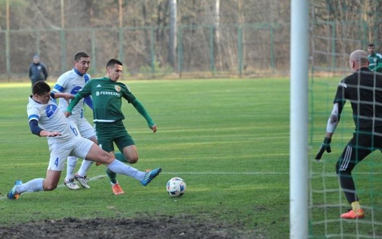 Юные ворскляне сыграли вничью с решетиловским «Динамо»