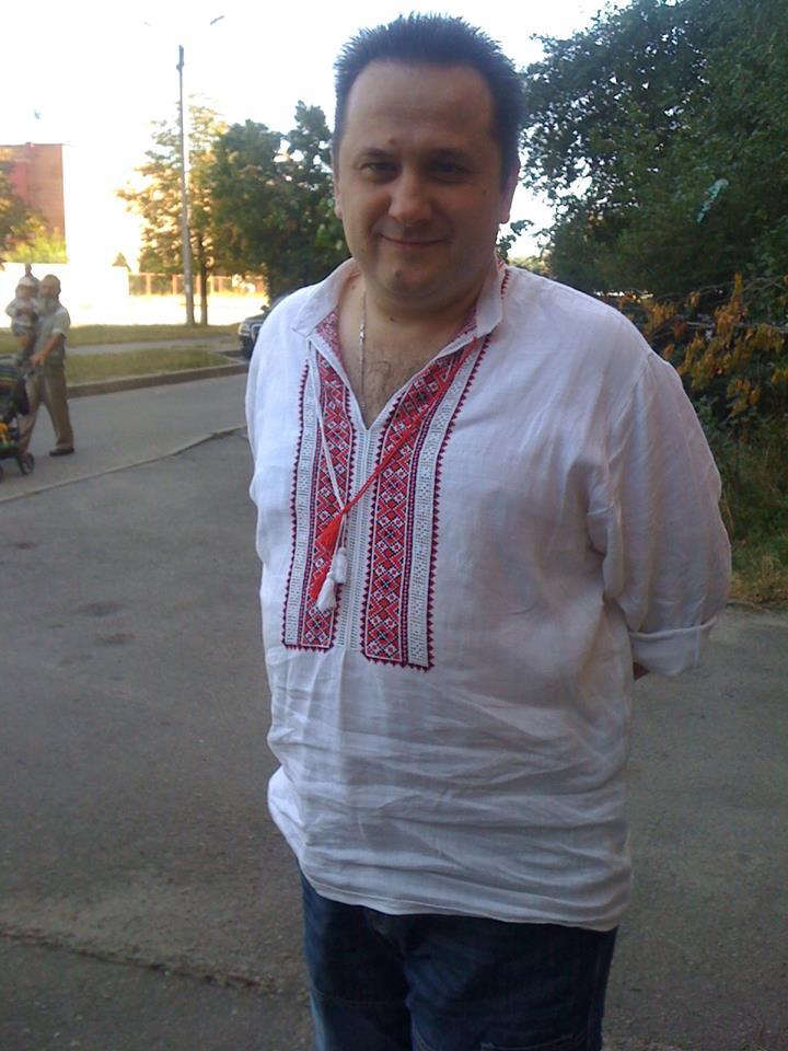 Помер Олександр Стадниченко…