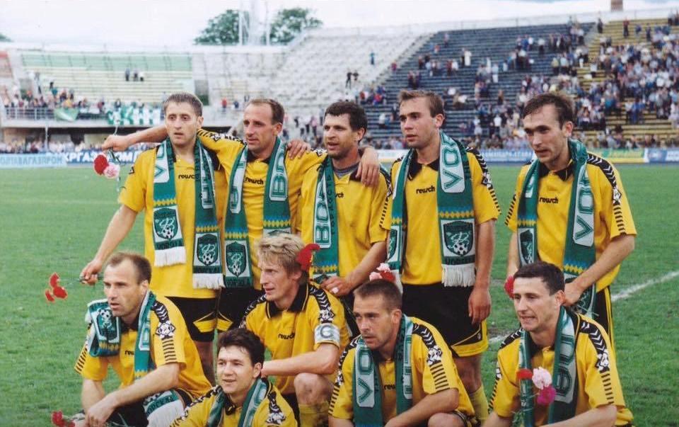 Як це було. Сезон 1996/97. «Чорноморець»-«Ворскла» (відео)