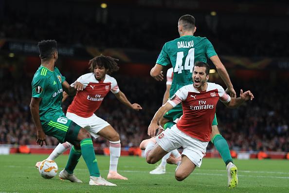 «Арсенал» забиває «Ворсклі» три голи без відповіді