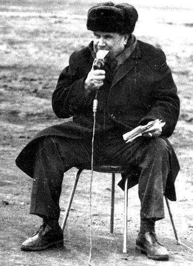 Адам Надин – полтавский  Николай Озеров