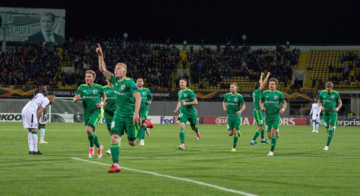 Владислав Кулач – найкращий гравець «Ворскли» в 2018 році