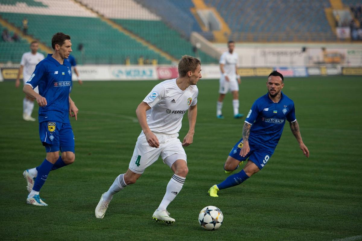 «Ворскла» знову програє «Динамо»