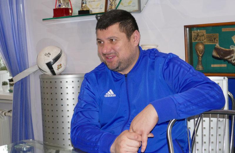 Володимир Мазяр: «Ще в червні гравці не могли подумати, що будуть ганяти «Ворсклу»