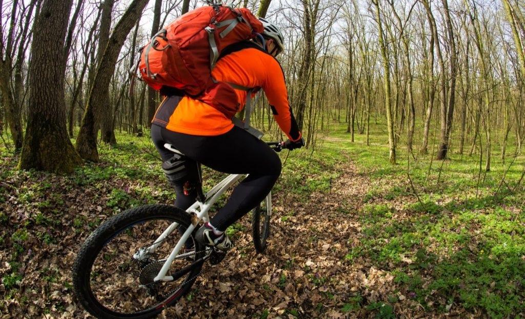 Как выбрать велобайк для туризма