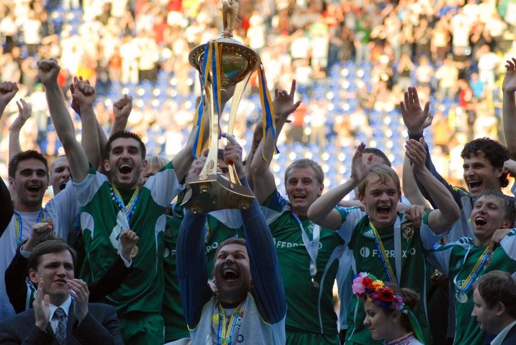 «Ворскла» організує матч, присвячений десятиріччю перемоги в Кубку України