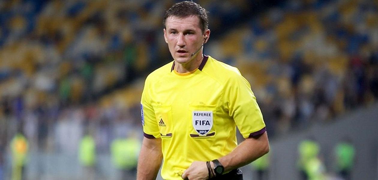 Матч «Ворскла»-«Динамо» пройде під наглядом Можаровського