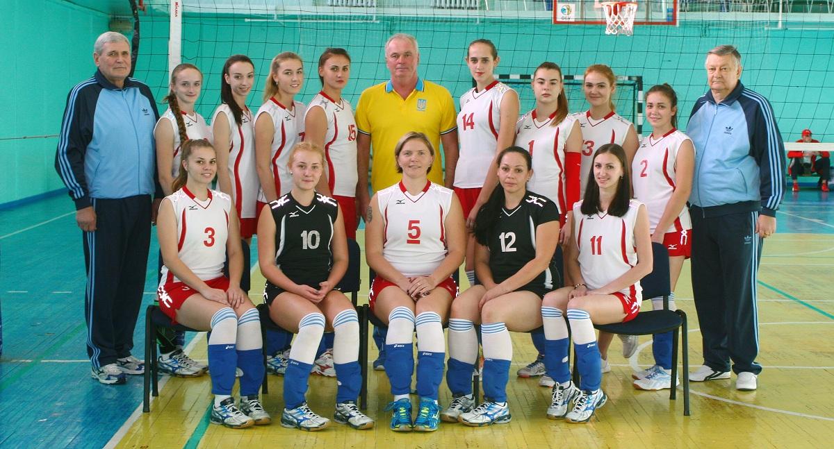 У новому сезоні Полтава буде з волейболом