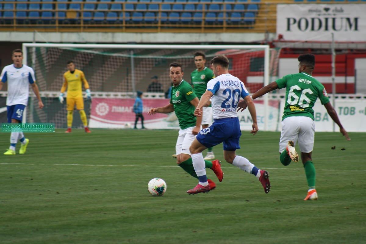«Ворскла»-«Динамо» 0:5. Фотомить