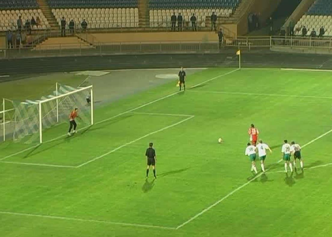 Як це було: ФК «Харків»-«Ворскла»-2005 (відео)