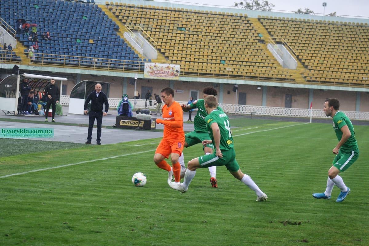 «Ворскла» й «Маріуполь» вчетверте зустрінуться в Кубку України