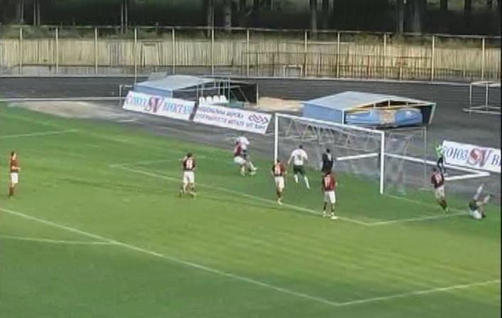 Як це було: ФК «Харків»-«Ворскла»-2006 (відео)