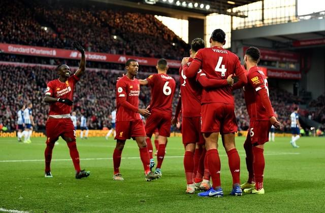 Не знающий поражений Ливерпуль в единственном английском матче дня
