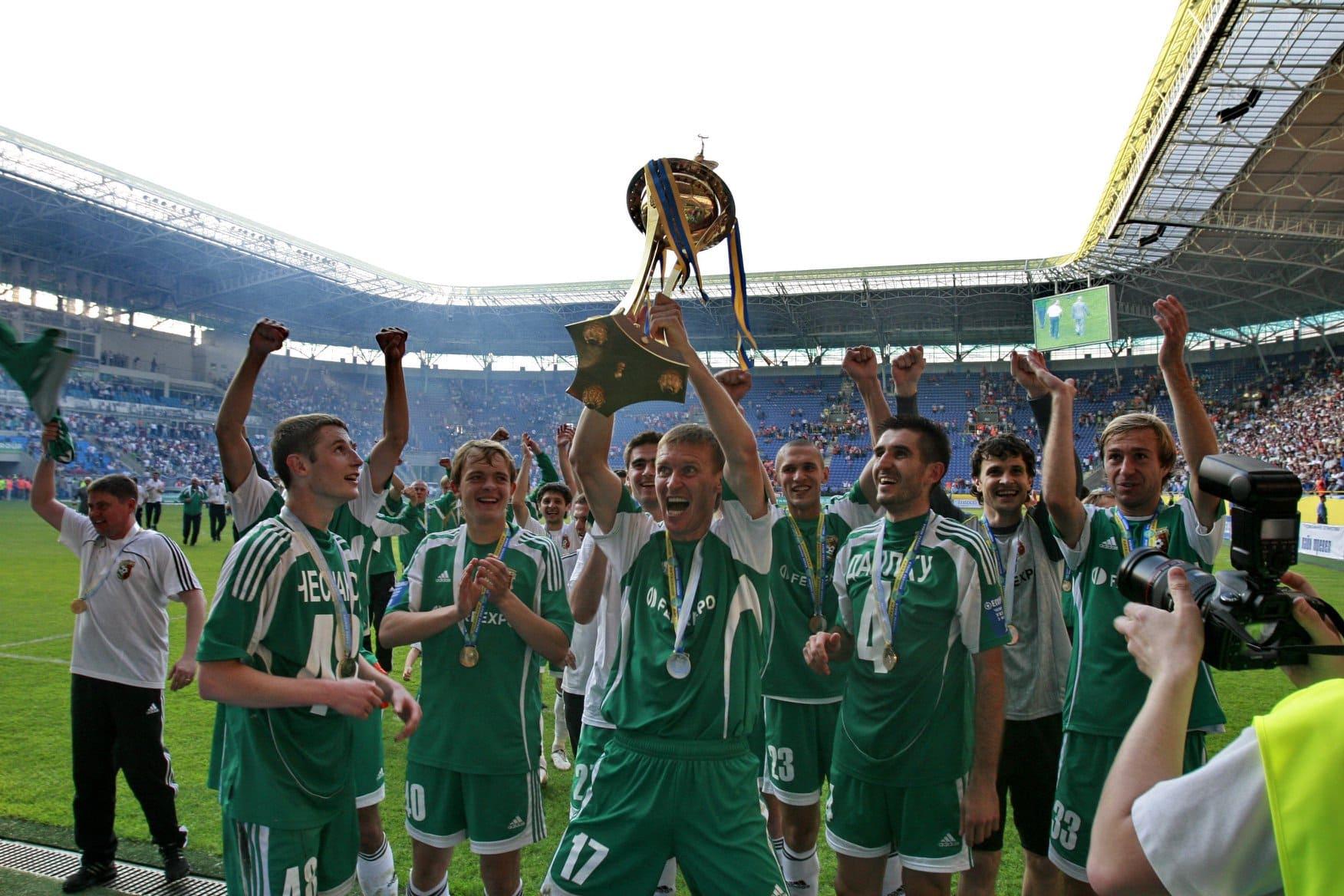 Кубок Украины по футболу: уникальный сезон, оригинальный рекорд и масса ярких моментов