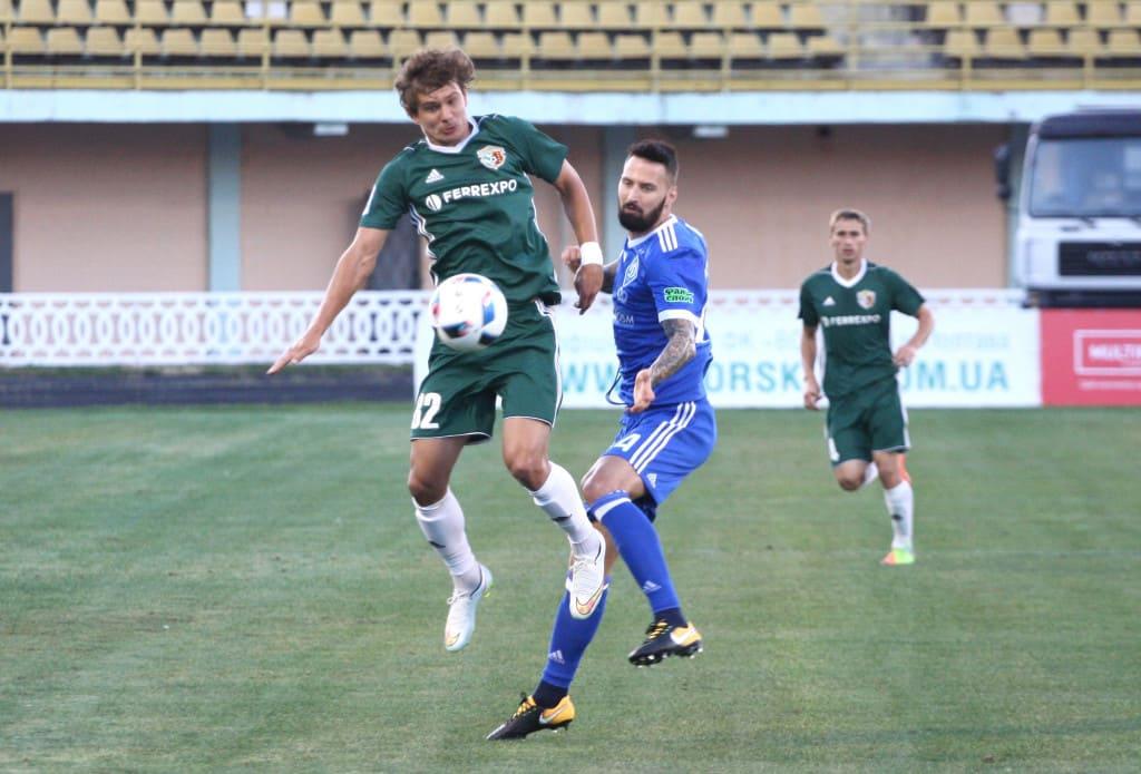 «Динамо» й «Ворскла» зіграють без глядачів