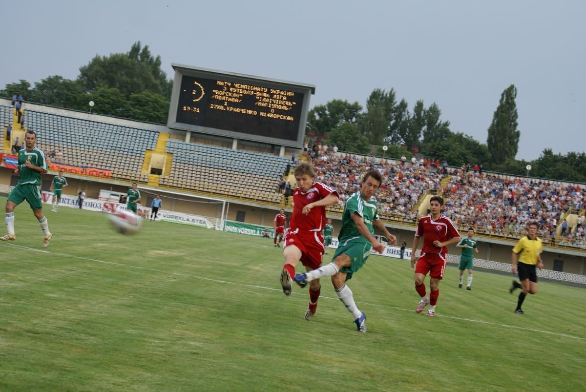 ТОП-5 найпам'ятніших матчів «Маріуполя» та «Ворскли»