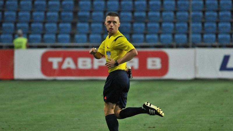 Віктор Копієвський судитиме матч між «Ворсклою» та «Олімпіком»
