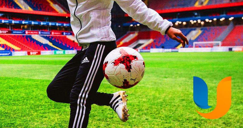Как футболистам застраховать себя от спортивных травм
