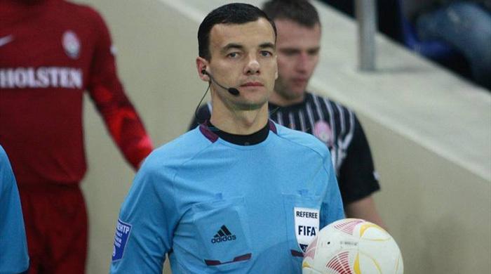 арбітр Сергій Бойко