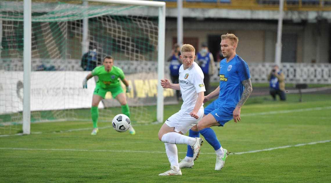 «Ворскла» вперше поповнилася гравцем національної збірної Естонії