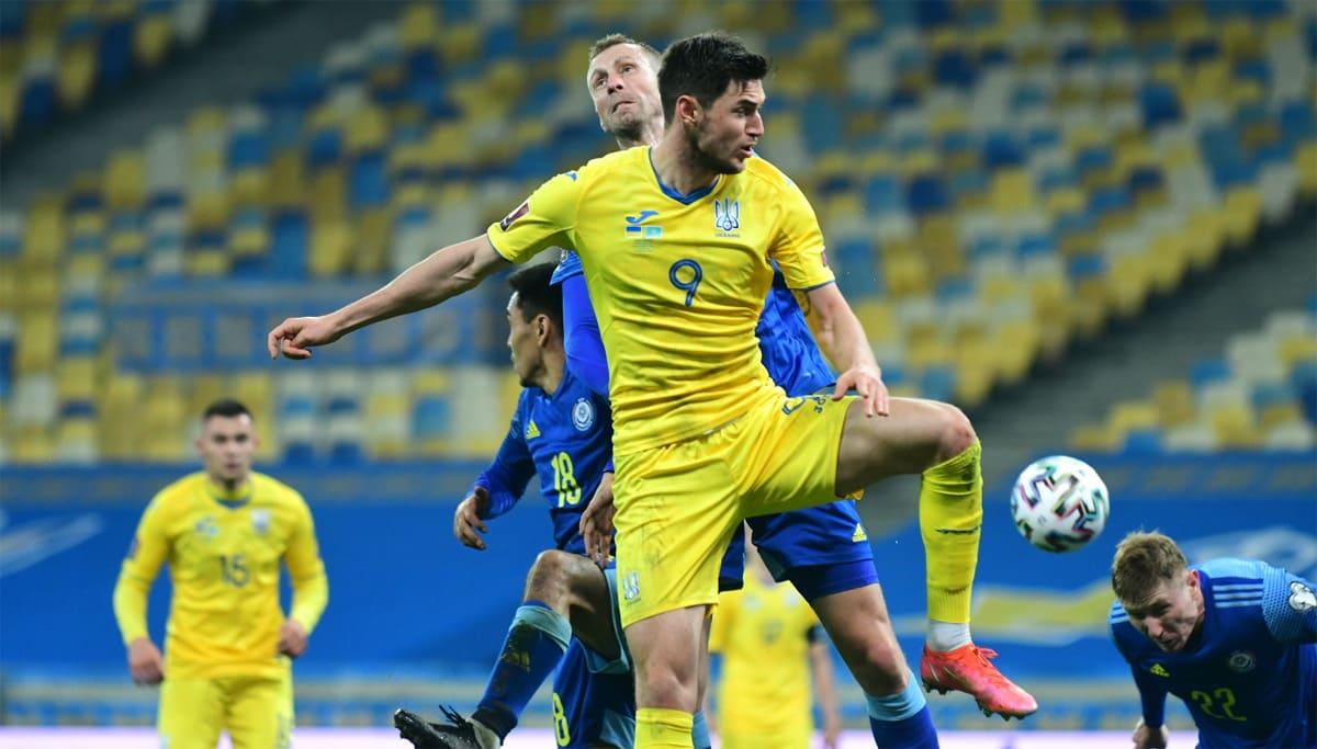 Прогноз на матч Казахстан – Украина 1 сентября