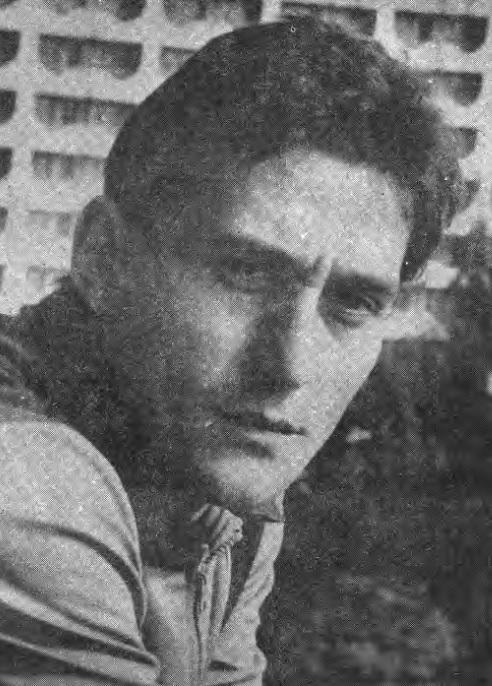 ЛАПІДУС Михайло