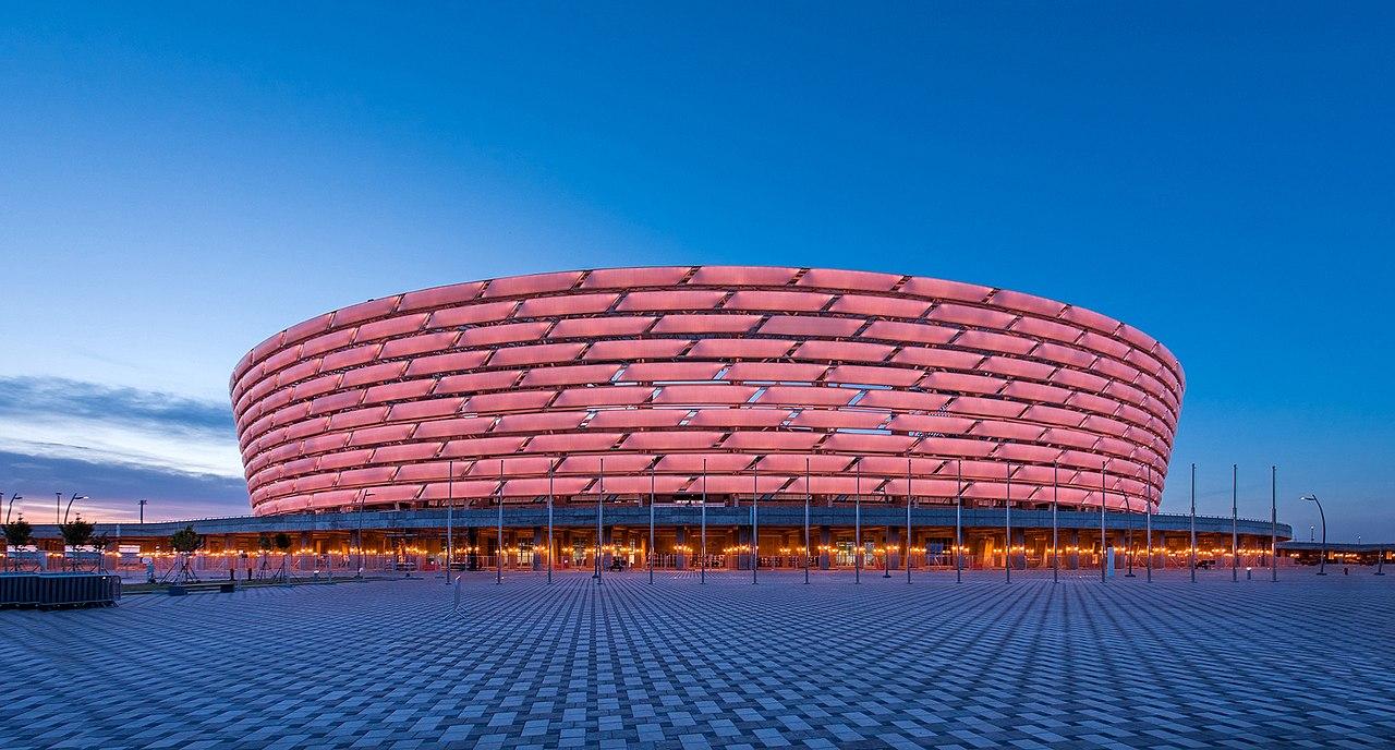 Бакинський олімпійський стадіон